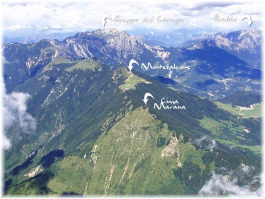 area di volo montefalcone